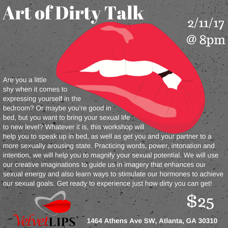 Art of Dirty Talk