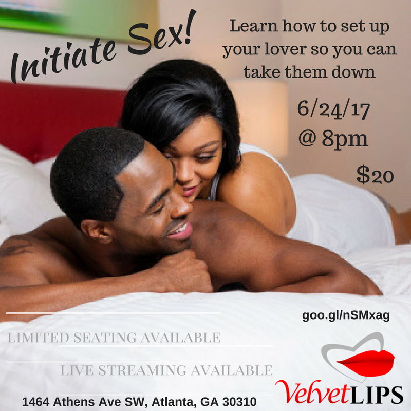 Initiate Sex!