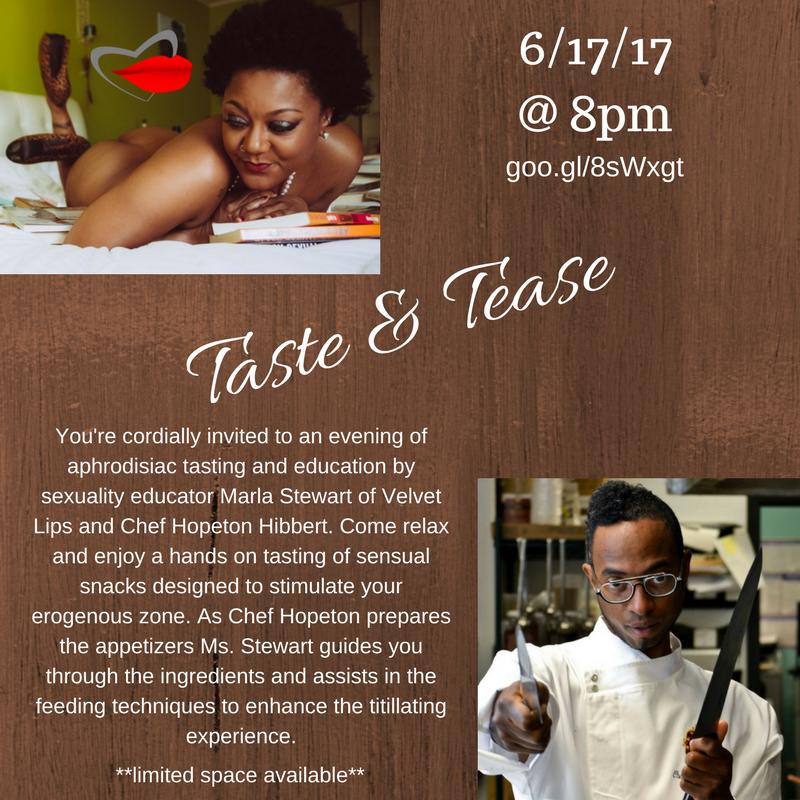 Taste & Tease (2)