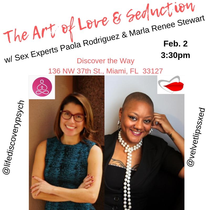 The Art of Love & Seduction (1)