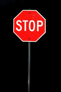 Stop-Sign-at-Night