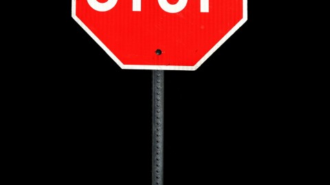 Stop-Sign-at-Night